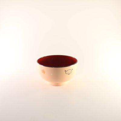 Bentobox skål rosa