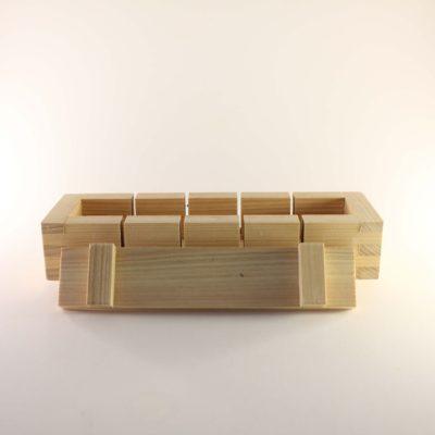Bentobox Sushi mold