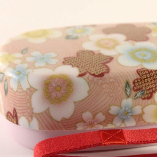 Matlåda rosa japansk