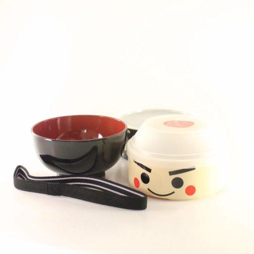 Bentobox matlåda kokeshi stor