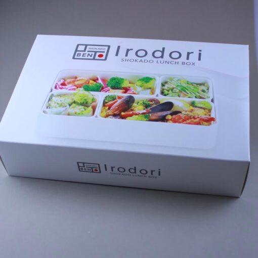 Bentolåda Irodori